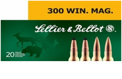 Sellier&Bellot .300 WIN MAG SPCE