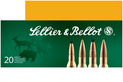 Sellier&Bellot .308WIN SP